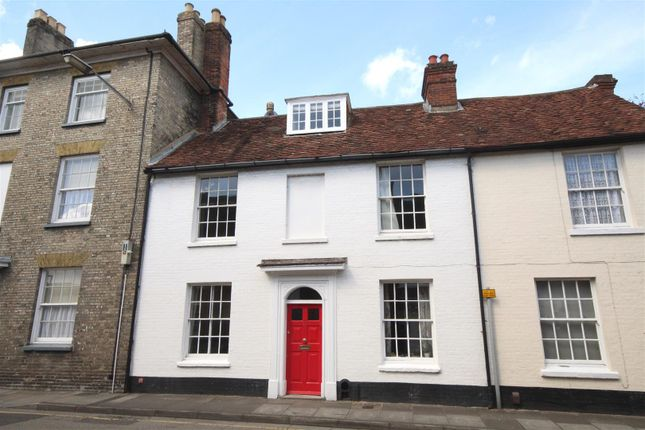 Thumbnail Town house for sale in Prospect Place, St. Ann Street, Salisbury