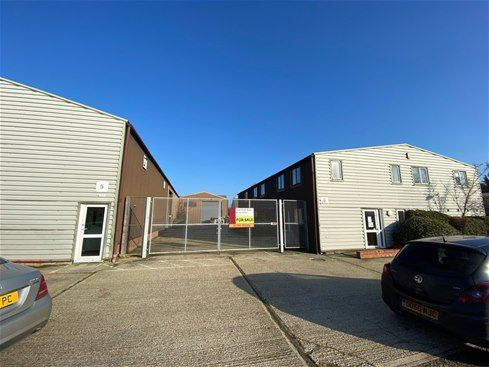 Thumbnail Industrial for sale in 1 Station Road Industrial Estate, Elmswell