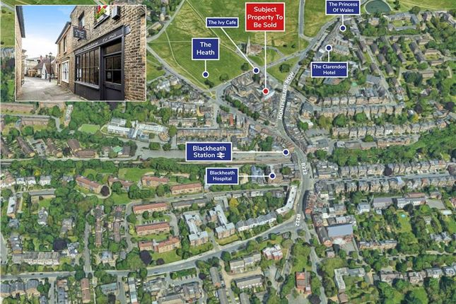 Thumbnail Office for sale in 7 Tranquil Passage, Blackheath, London