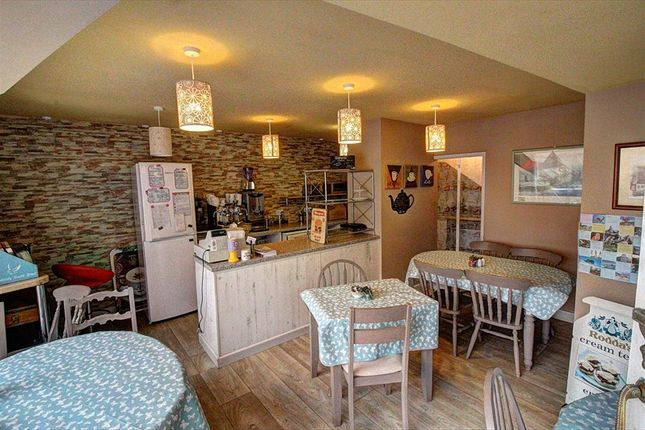 Thumbnail Terraced house for sale in St. Georges Square, Mevagissey, St. Austell
