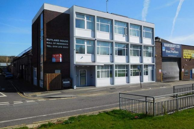 Thumbnail Commercial property for sale in Rutland House, Sheffield