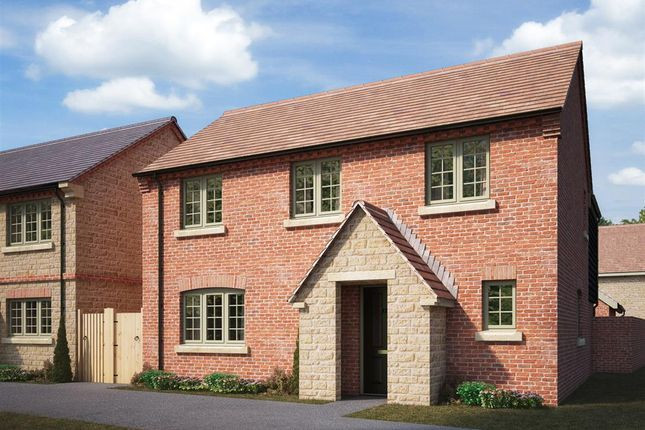 Thumbnail Detached house for sale in The Coleridge, Bell Meadow, Sand Pit Road, Calne