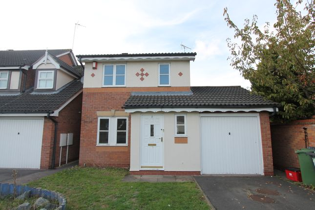 Thumbnail Semi-detached house to rent in Sapphire Drive, Leamington Spa
