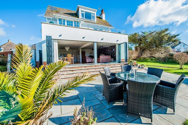 Thumbnail Detached house for sale in Exeter Road, Exmouth