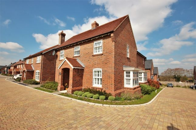 Thumbnail Detached house for sale in Humphries Green, Wantage