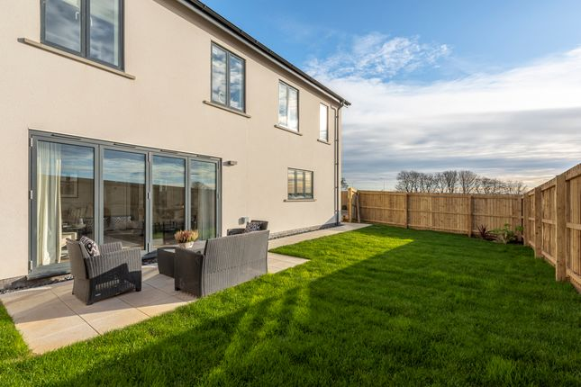 Thumbnail Detached house for sale in Cottrell Gardens, Bonvilston, Cardiff