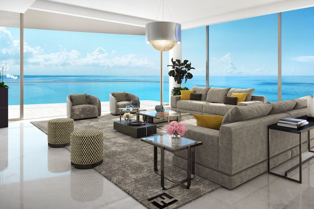 Thumbnail Apartment for sale in 17901 Collins Ave #2201A, Sunny Isles Beach, Fl 33160, Usa