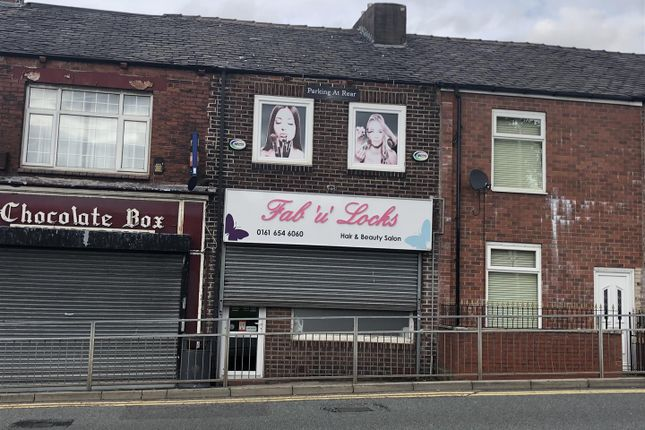 Thumbnail Commercial property for sale in Oldham Road, Middleton, Manchester