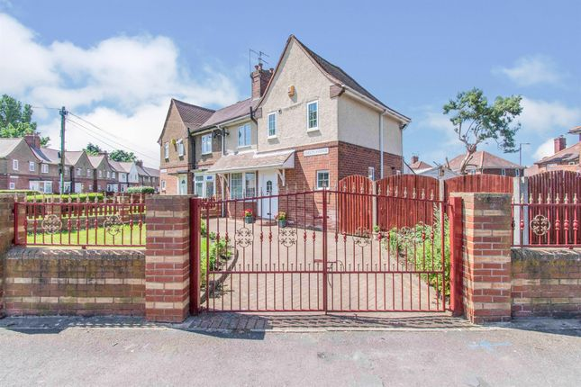 Thumbnail Semi-detached house for sale in Evelyn Avenue, Intake, Doncaster