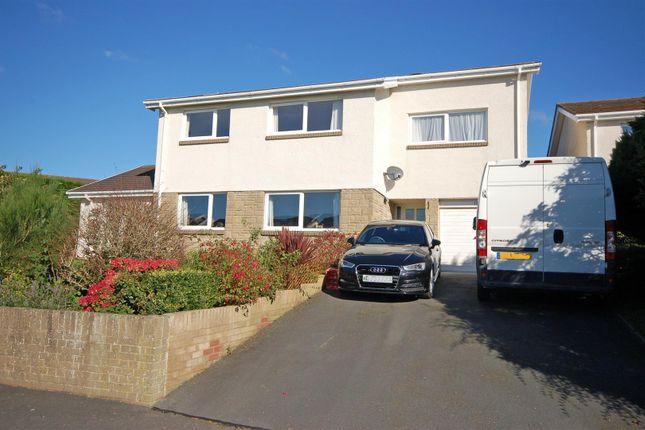Thumbnail Detached house for sale in Cefn Esgair, Llanbadarn Fawr, Aberystwyth