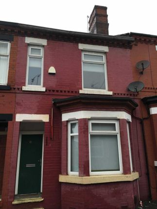 Thumbnail Shared accommodation to rent in Grange Street, Salford