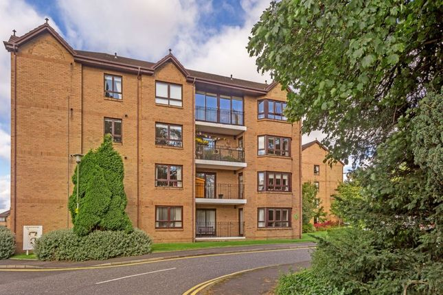 Thumbnail Flat for sale in 2 Craigend Park, Edinburgh