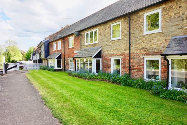 Thumbnail Terraced house for sale in Burtons Mill, Sawbridgeworth