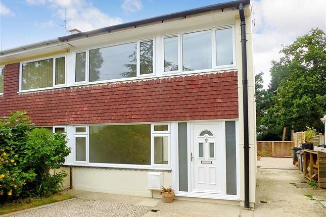 3 bed semi-detached house for sale in Western Road, Crowborough, East Sussex