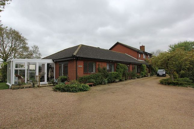 Thumbnail Detached house for sale in Fen Lane, East Keal, Spilsby, Lincolnshire
