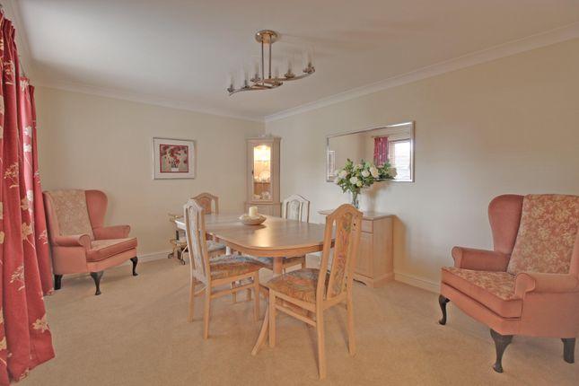 Dining Room of Laburnum Court, Barlow, Selby YO8