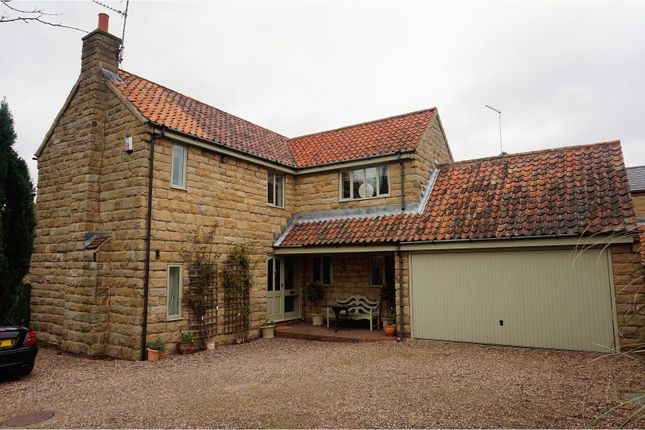 Thumbnail Detached house to rent in Back Lane, Badsworth, Pontefract