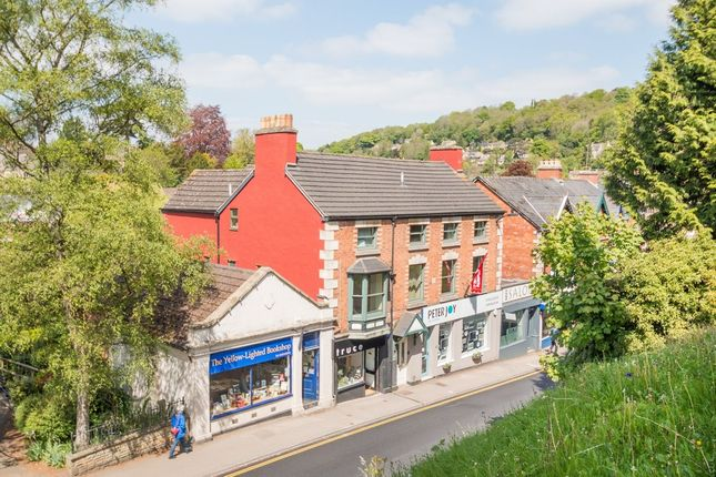 Thumbnail Flat to rent in Fountain Street, Nailsworth, Stroud