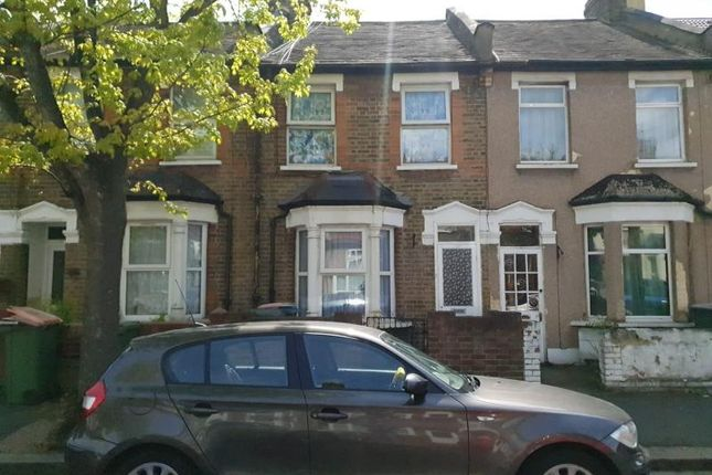Thumbnail Terraced house for sale in Haig Road East, Plaistow, London