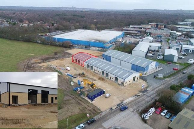 Thumbnail Light industrial to let in Units 7, 8 & 9 Avro Court, Lincoln Business Park, Sadler Road, Lincoln, Lincolnshire