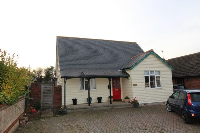 Thumbnail Detached house for sale in Spencer Road, Thorpe-Le-Soken