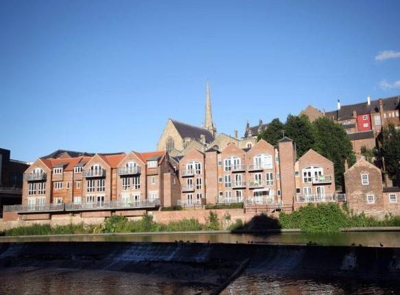 Thumbnail Flat to rent in Clements Wharf, Back Silver Street, Durham