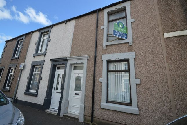 2 bed terraced house to rent in Victoria Road, Workington CA14