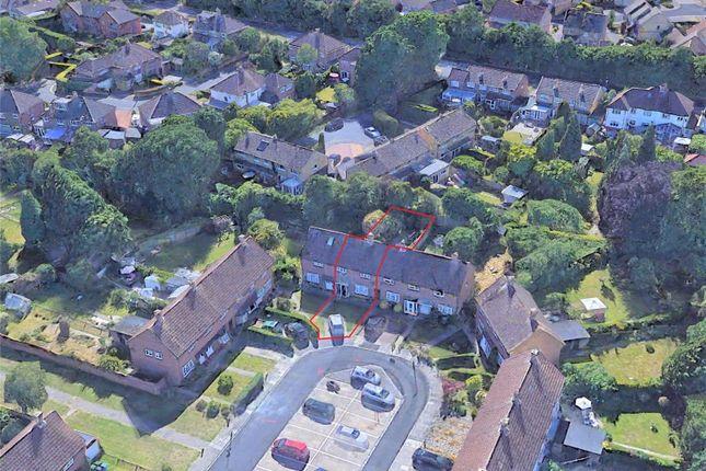 Aerial View of Blackthorn Close, Watford WD25