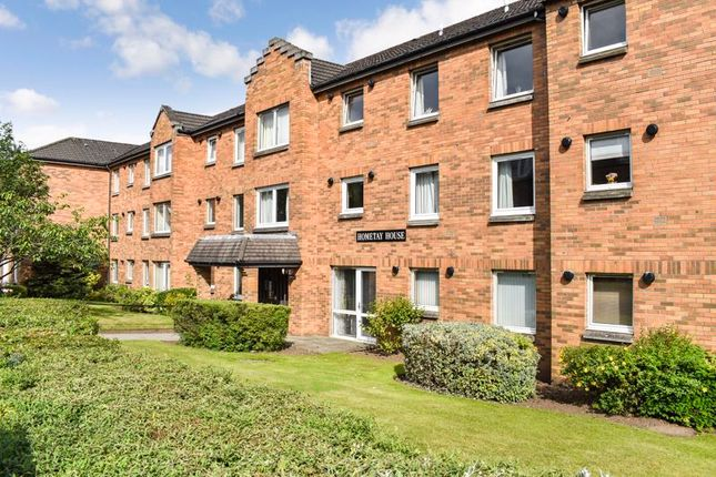 Thumbnail Flat for sale in 10 Hometay House, Dundee