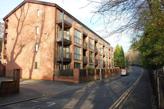 Thumbnail Flat to rent in Throstles Nest Mellor Road, Ashton-Under-Lyne