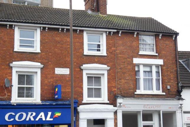 Thumbnail Flat to rent in Tavistock Street, Bedford