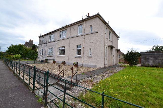 Thumbnail Flat to rent in Sinclair Street, Stevenston, North Ayrshire