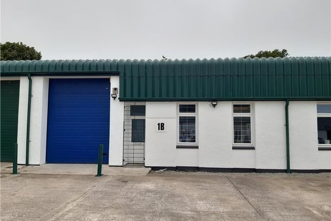 Thumbnail Industrial to let in Unit 1B Grampound Road Industrial Estate, Truro, Cornwall