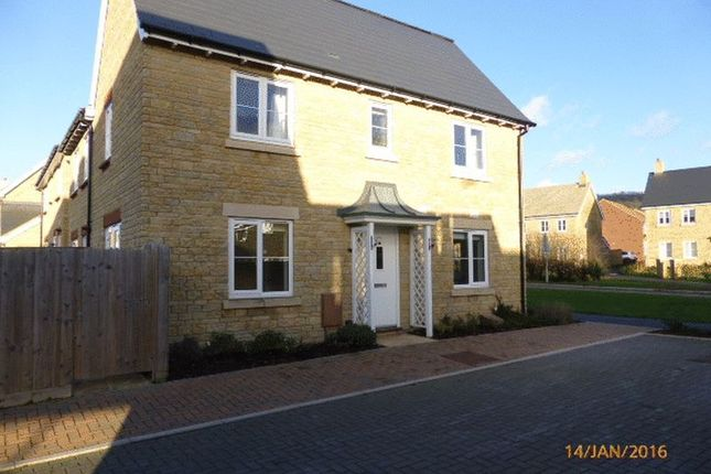 Thumbnail Semi-detached house to rent in Gotherington Lane, Bishops Cleeve, Cheltenham