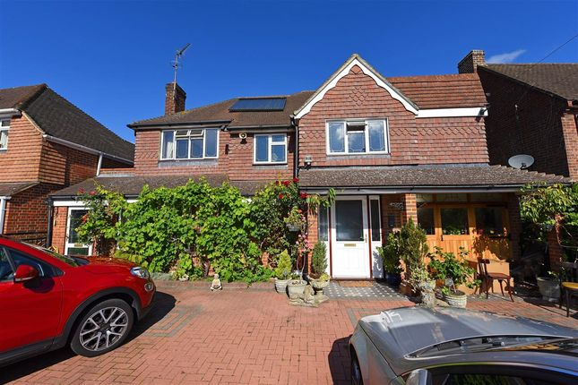 Thumbnail Detached house for sale in Manor Road South, Surrey, Surrey