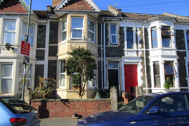 Thumbnail Property to rent in Almorah Road, Victoria Park, Bristol
