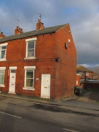 Thumbnail End terrace house for sale in Mount Royd Cottages Ryecroft Road, Norton