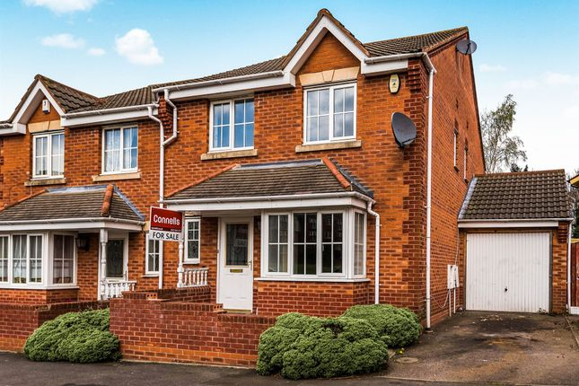 Thumbnail Semi-detached house for sale in Somerset Road, West Bromwich