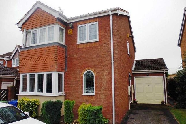 Thumbnail Detached house to rent in Meadow Rise, Ashgate, Chesterfield