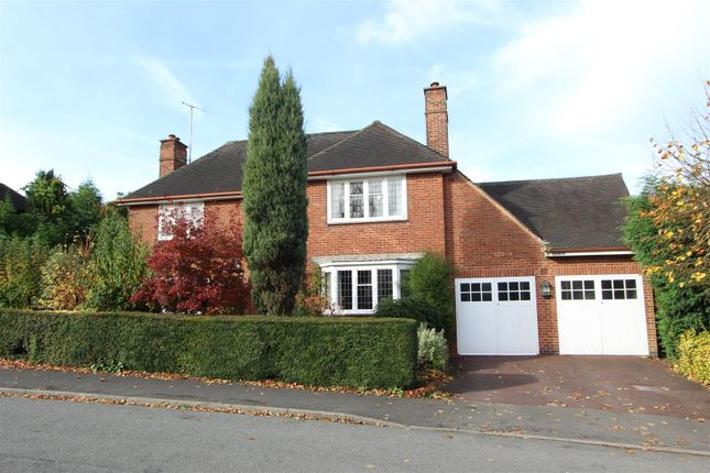 4 bed detached house for sale in Lime Avenue, Duffield, Belper
