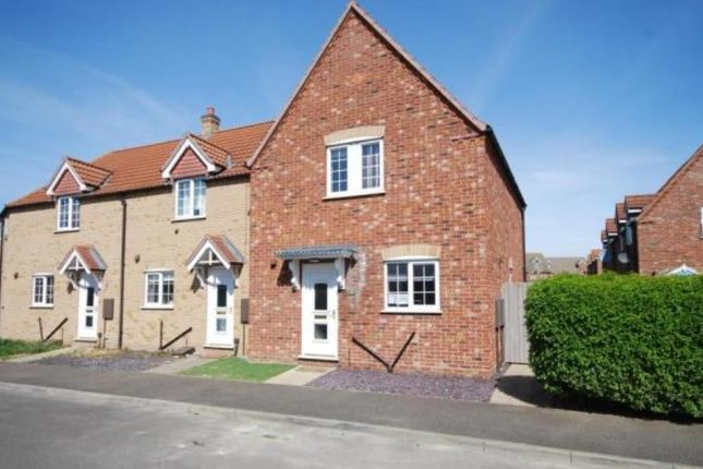 End terrace house for sale in Chamomile Way, Spalding