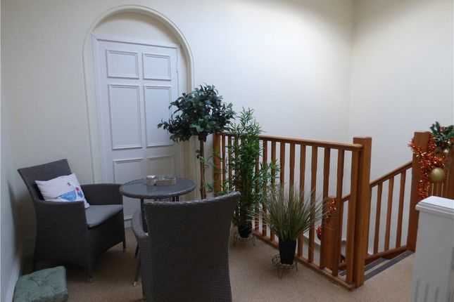 Communal Hallway of Sir Peter Thompson House, 25 Market Close, Poole BH15