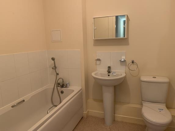 Bathroom of Fisgard Court, Admirals Way, Gravesend, Kent DA12