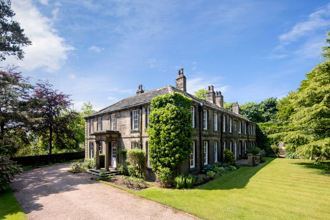 Thumbnail Detached house for sale in Cliffe Hill Lane, Warley, Halifax