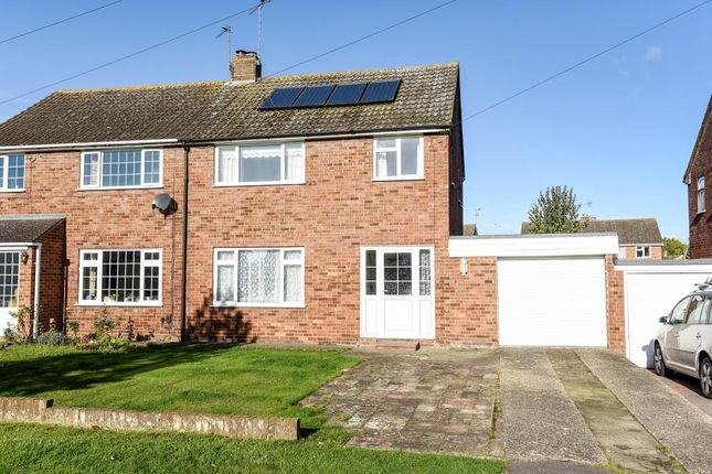 Thumbnail Semi-detached house for sale in Bedgrove, Aylesbury