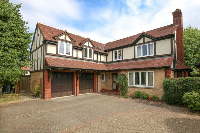 Thumbnail Detached house for sale in Coombe Lane, Stoke Bishop, Bristol