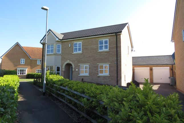 Thumbnail Property to rent in Banks Crescent, Stamford