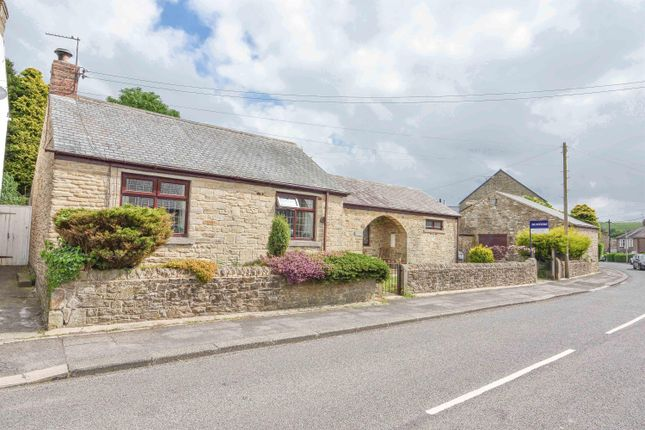 Thumbnail Detached bungalow for sale in Keys Cottage, Church Street, Castleside, Consett