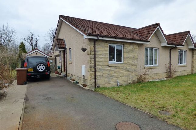 Thumbnail Semi-detached bungalow for sale in Daly Gardens, High Valleyfield, Dunfermline