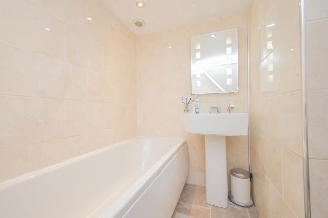 Bathroom of Berry Street, Burnley, Lancashire BB11